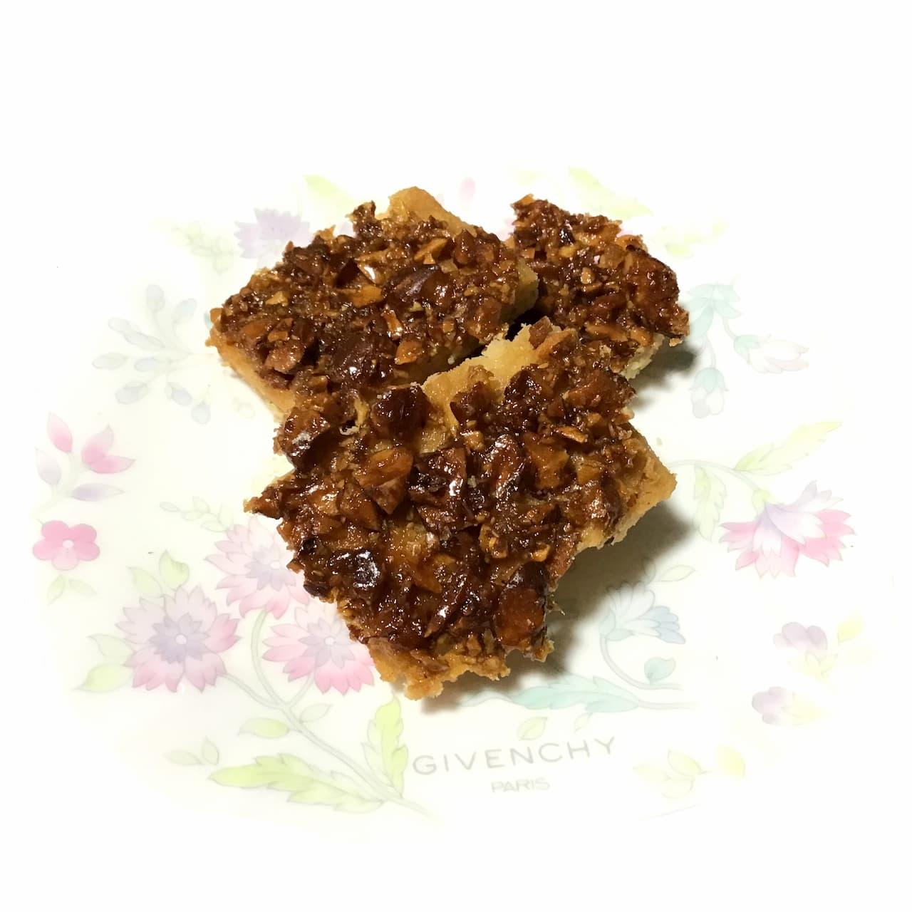 フロランタン風焼き菓子