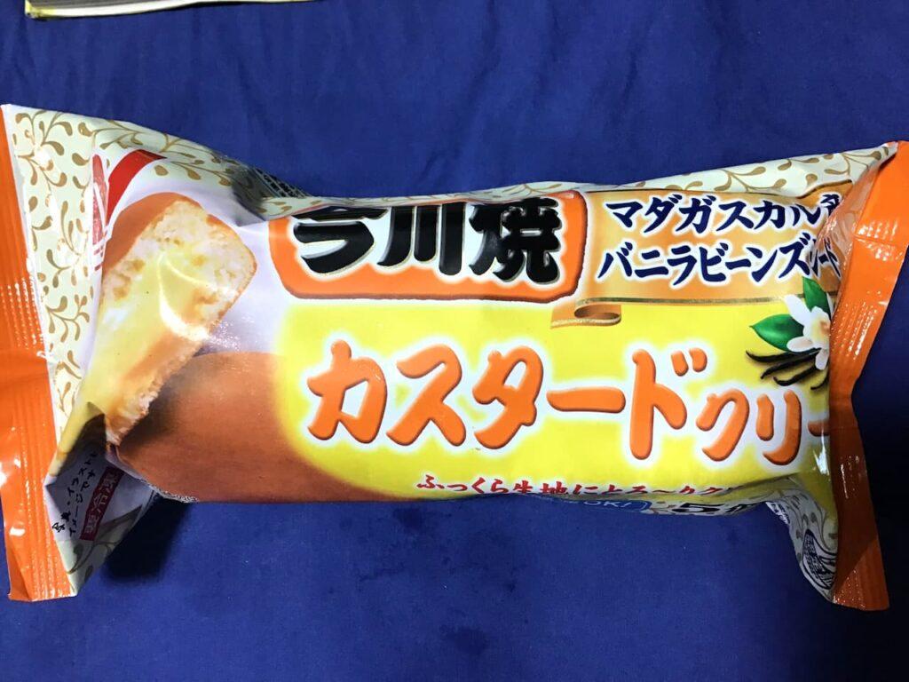 今川焼カスタードクリーム