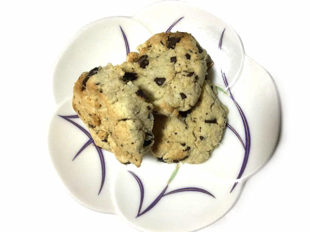 しっとりおからクッキー